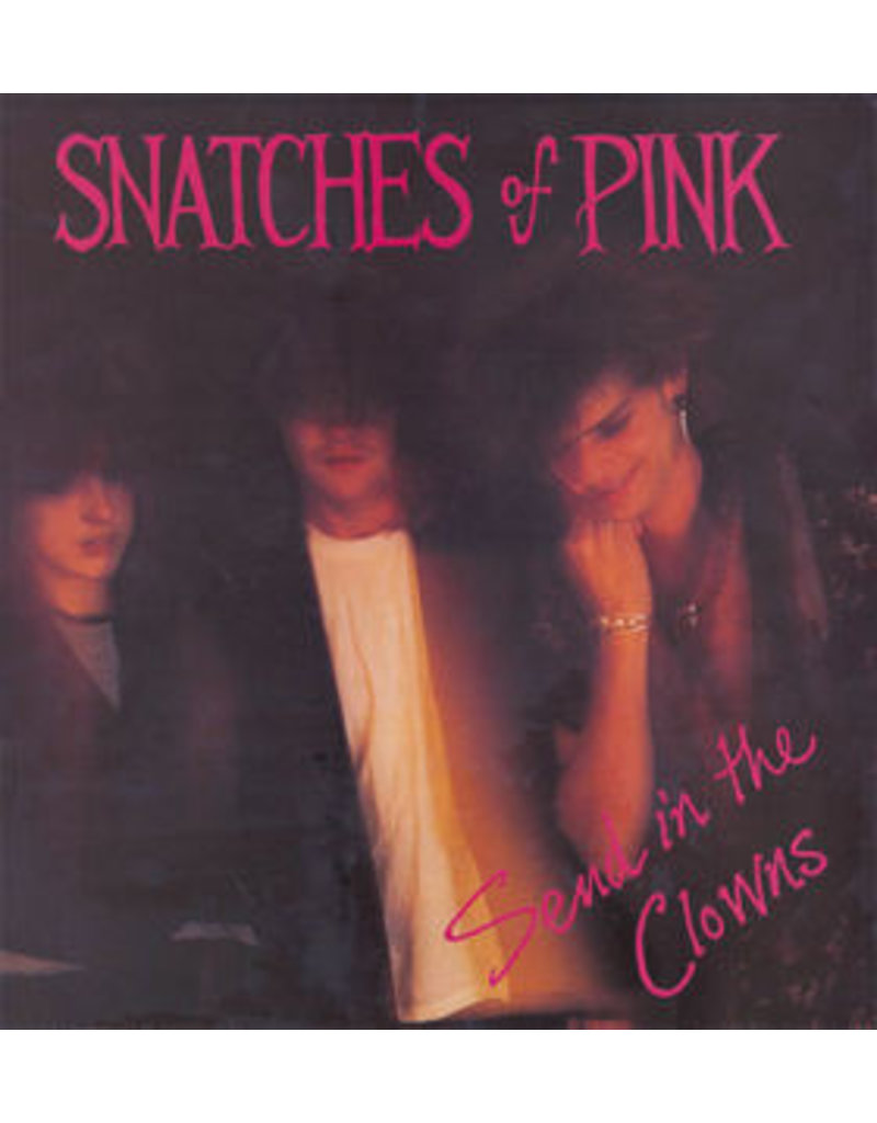 (Used LP) Snatches Of Pink ‎– Send In The Clowns