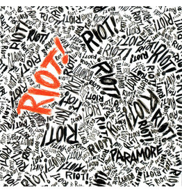 Fueled By Ramen (LP) Paramore - Riot! (25th Anniversary Silver Vinyl)