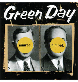 Reprise (LP) Green Day - Nimrod (2021 Repress/Black Vinyl)