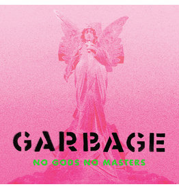 (LP) Garbage - No Gods No Masters (Standard Edition: Neon Green)