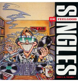 (LP) Dr. Feelgood - The UA Years +