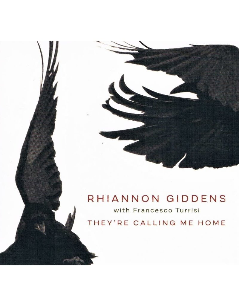 (CD) Rhiannon Giddens - They're Calling Me Home (W/Francesco Turrisi)