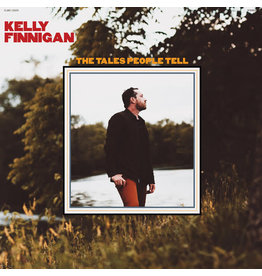 (LP) Kelly Finnigan  - The Tales People Tell