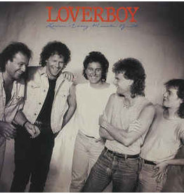 (Used LP) Loverboy – Lovin' Every Minute Of It (568)