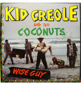 (Used LP) Kid Creole And The Coconuts – Wise Guy (568)