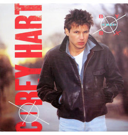 (Used LP) Corey Hart – Boy In The Box (With Poster!!) (568)