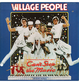 (Used LP) Village People – Can't Stop The Music - The Original Soundtrack Album (568)