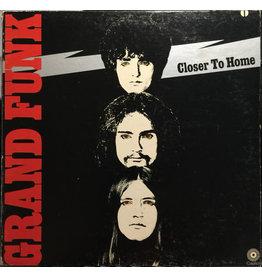 (Used LP) Grand Funk Railroad – Closer To Home (568)