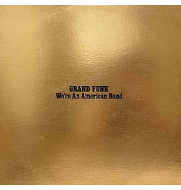 (Used LP) Grand Funk – We're An American Band (568)