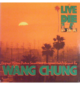 (Used LP) Wang Chung – To Live And Die In L.A. (568) SOLD