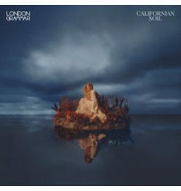(LP) London Grammar - Californian Soil (Transparent Blue Vinyl)