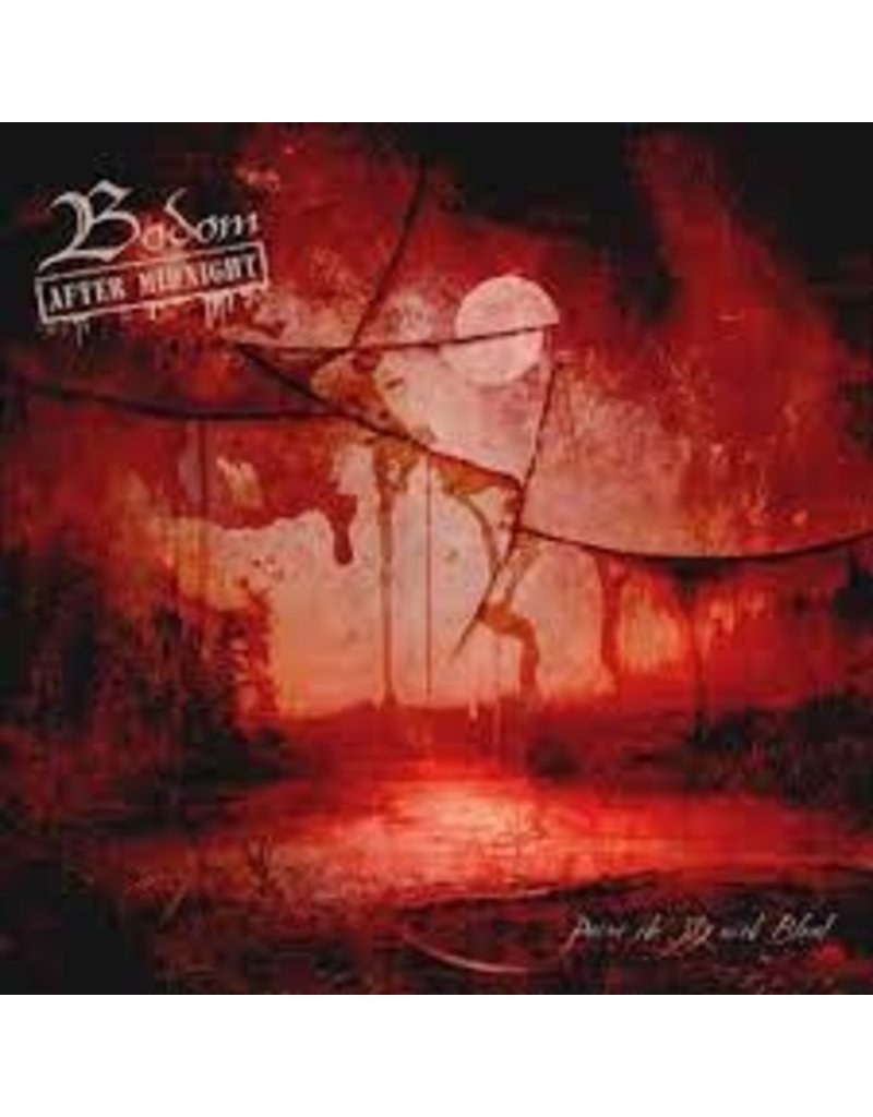 Napalm (CD) Bodom After Midnight - Paint the Sky With Blood