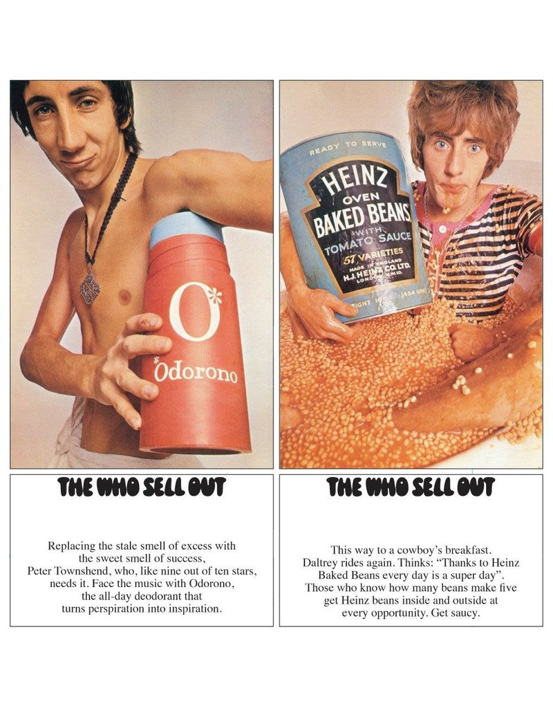 """(CD) Who - The Who Sell Out (5CD/2x7""""/deluxe)"""