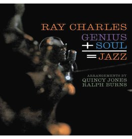 (LP) Ray Charles - Genius + Soul = Jazz (Acoustic Sound Series)