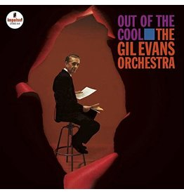 (LP) Gil Evans Orchestra - Out Of the Cool (Acoustic Sound Series)