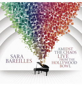 (LP) Sara Bareilles - Amidst the Chaos (3LP) Live From the Hollywood Bowl