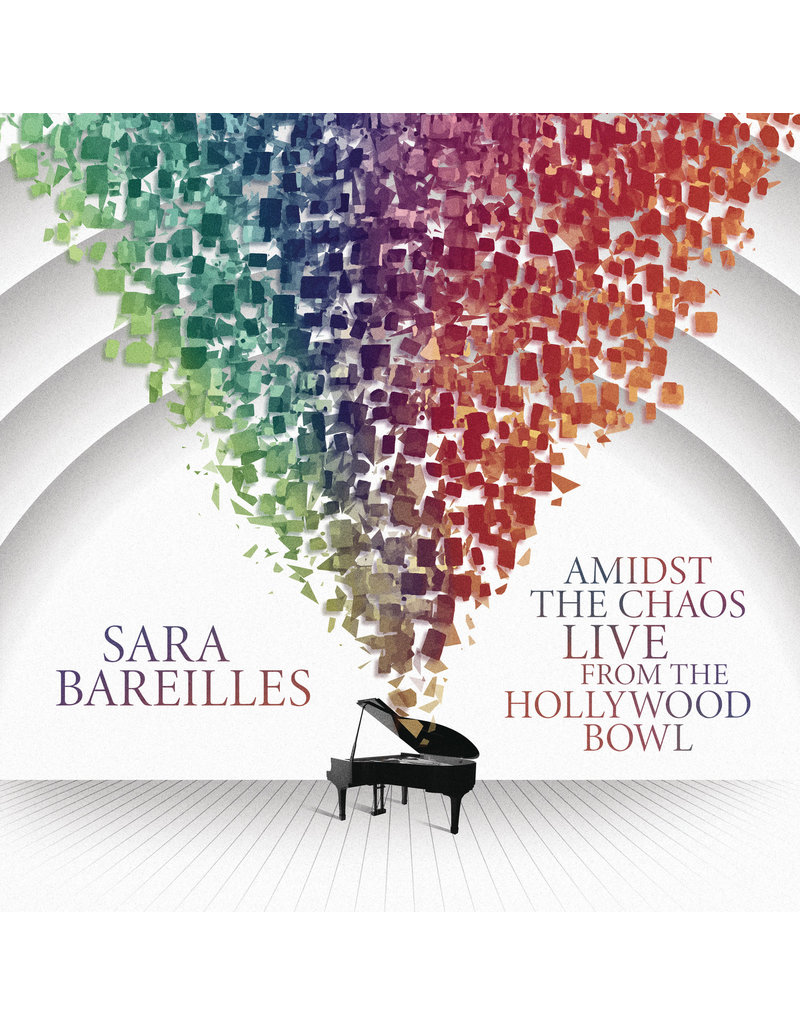 (CD) Sara Bareilles - Amidst the Chaos (2CD) Live From the Hollywood Bowl