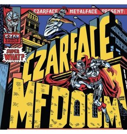 Silver Age (LP) Czarface & MF Doom - Super What?