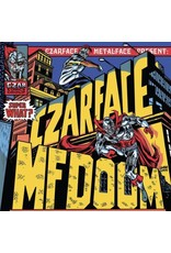 Silver Age (CD) Czarface & MF Doom - Super What?