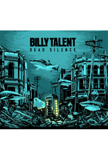 (LP) Billy Talent - Dead Silence (2LP: Crystal Water Clear Edition)
