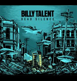(LP) Billy Talent - Dead Silence (2LP/Coloured Vinyl)