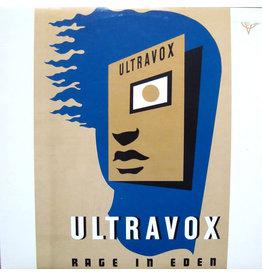 (Used LP) Ultravox – Rage In Eden (568)