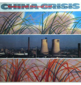 (Used LP) China Crisis – Working With Fire And Steel (Possible Pop Songs Volume Two) (568)