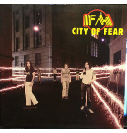(Used LP) FM – City Of Fear (568)