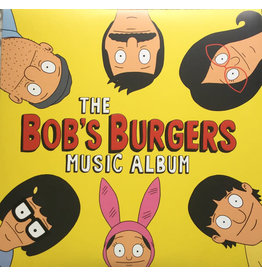 (Used LP) Bob's Burgers ‎– The Bob's Burgers Music Album