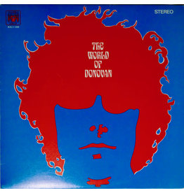 (Used LP) Donovan – The World Of Donovan (568)