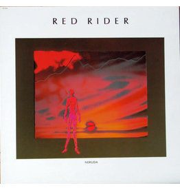 (Used LP) Red Rider ‎– Neruda (568)
