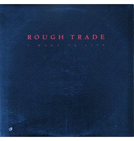 (Used LP) Rough Trade ‎– I Want To Live (568)