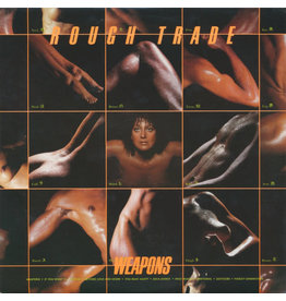 (Used LP) Rough Trade ‎– Weapons (568)