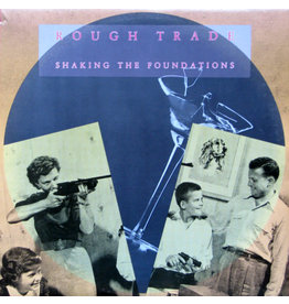 (Used LP) Rough Trade ‎– Shaking The Foundations (568)