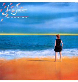 (Used LP) Jane Siberry ‎– No Borders Here (568)