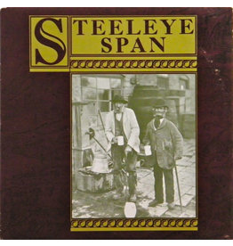 (Used LP) Steeleye Span ‎– Ten Man Mop Or Mr. Reservoir Butler Rides Again (568)