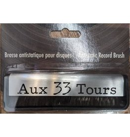 (Aux 33 Tours) Antistatic Record Brush