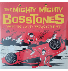 (LP) Mighty Mighty Bosstones - When God Was Great (2LP/indie shop verion/yellow)