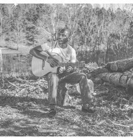(LP) Cedric Burnside - Be Trying (Mississippi flag coloured vinyl)