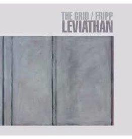 (LP) Robert Fripp & The Grid - Leviathan (2LP) (Ricahrd Norris & Dave Ball)