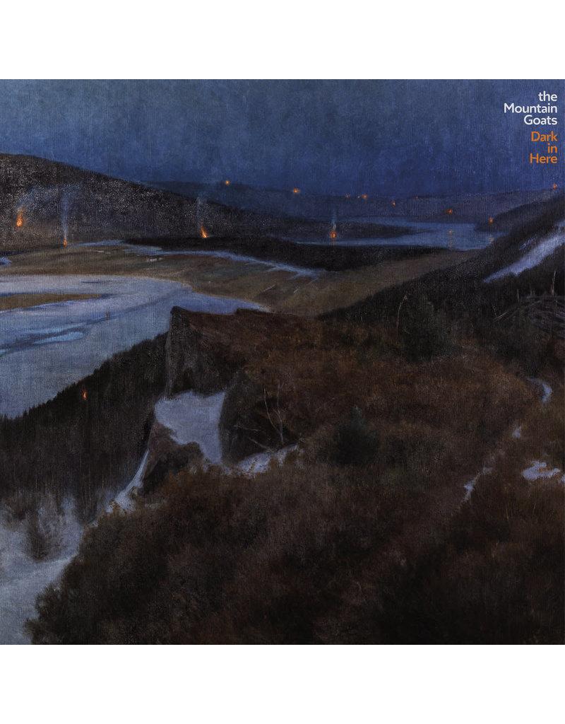 (CD) Mountain Goats - Dark In Here