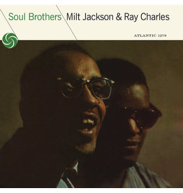 Atlantic (LP) Ray Charles & Milt Jackson - Soul Brothers (2021 Reissue)