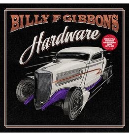 Concord Jazz (LP) Billy F Gibbons - Hardware (Indie Exclusive)