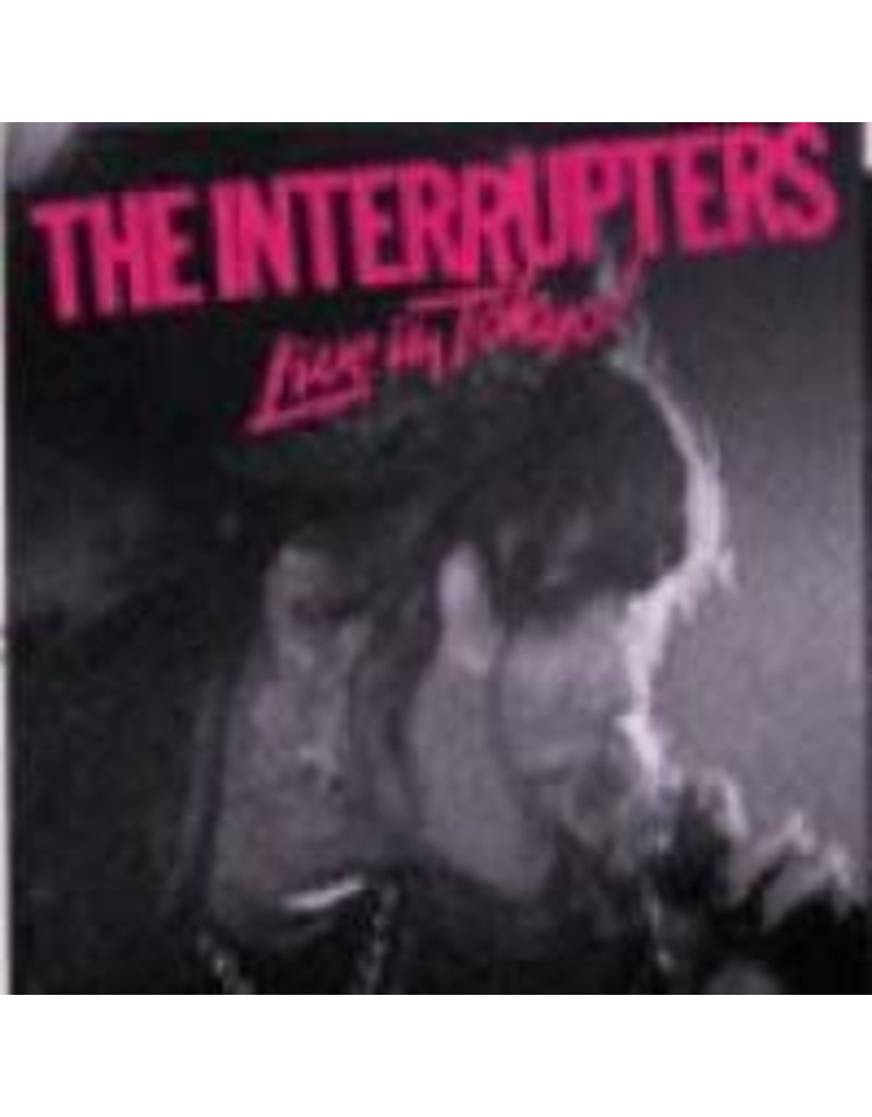 (CD) Interrupters - Live In Tokyo!