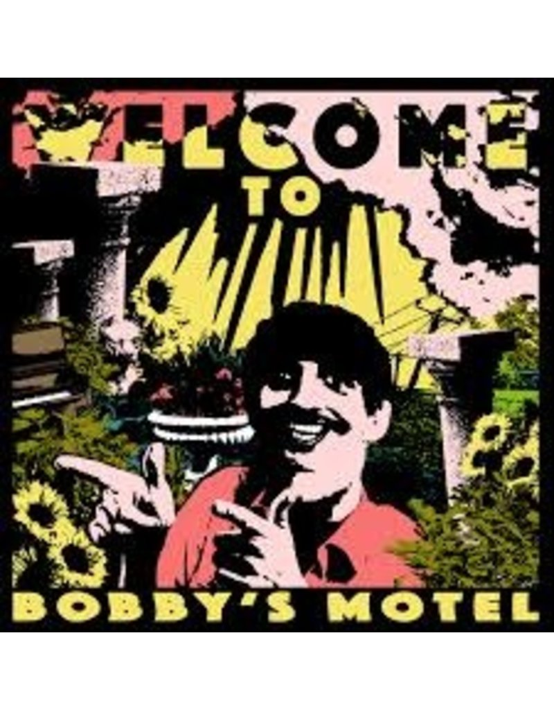 (CD) Pottery - Welcome To Bobby's Motel