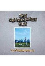 (LP) Tragically Hip - Saskadelphia (Silver Vinyl)