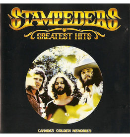 Record Store Day 2021 (LP) Stampeders - Greatest Hits (Gold & Platinum/2LP) RSD21