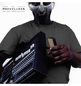 Stones Throw (LP) MadVillain - Money Folder