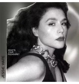 Virgin Records (LP) Jessie Ware - What's Your Pleasure? (2LP/Limited Platinum Pleasure Edition)