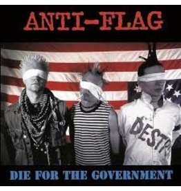 New Red Archives (LP) Anti-Flag - Die For The Government (neon pink)